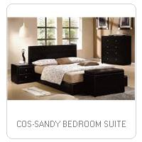 COS-SANDY BEDROOM SUITE